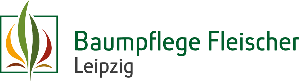 """Logo für das Unternehmen """"Baumpflege Fleischer Leipzig"""""""