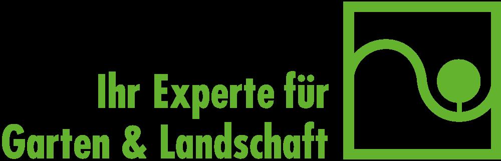 """Logo für """"Ihr Experte für Garten und Landschaft"""""""
